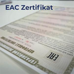 Was ist ein EAC Zertifikat und wozu brauchen Sie es?
